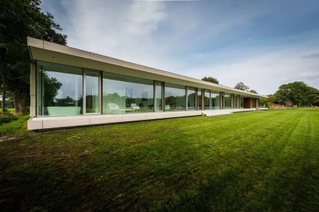 Длинный дом в Голландии