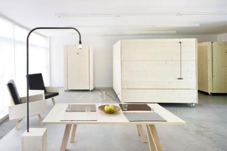 Деревянная мебель в Италии