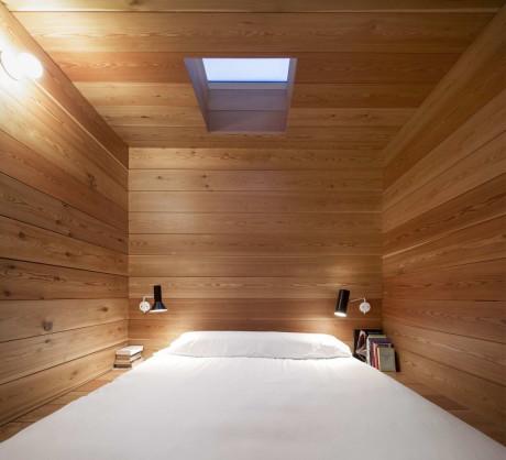 Дом Б (B House) в Испании от ch+qs arquitectos.