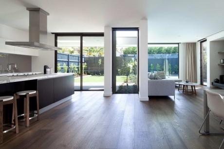Дом Брайтон (Brighton House) в Австралии от InForm Design.