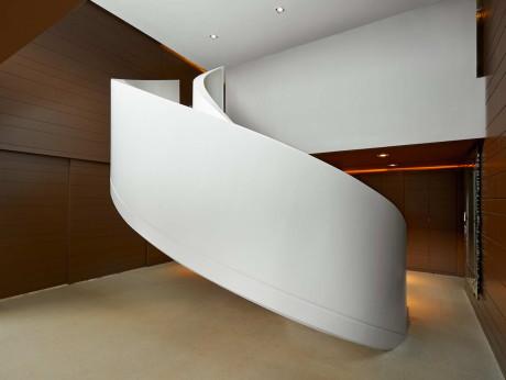 Дом в Бильбао (Casa em La Bilbaina) в Испании от Foraster Arquitectos.