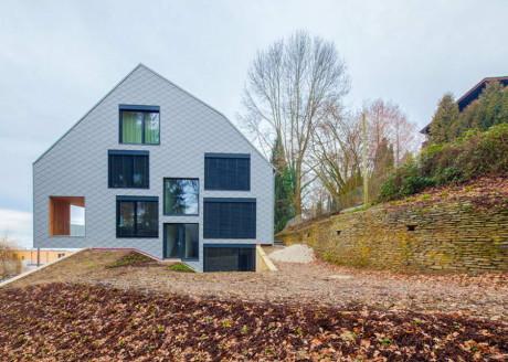 Дом B.A.B.E. (House B.A.B.E.) в Австрии от Destilat.