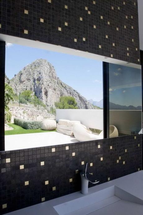 Дом La Perla Del Mediterraneo в Испании от Carlos Gilardi.