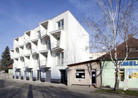 Социальное жильё в Словакии