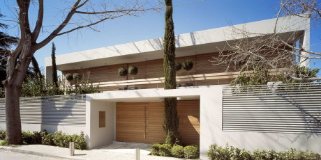 Реконструкция дома в Греции