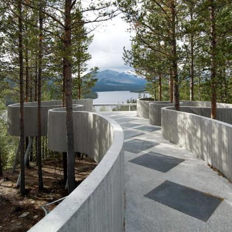 Видовая площадка Sohlbergplassen (Sohlbergplassen Viewpoint) в Норвегии от Carl-Viggo Holmebakk.