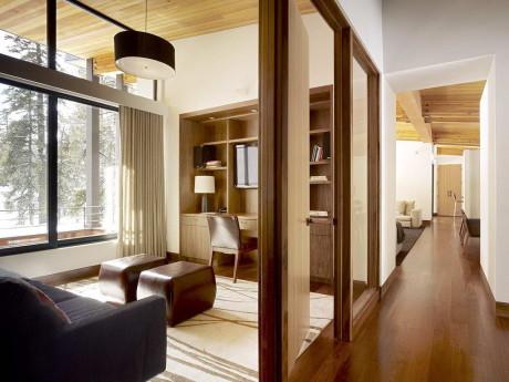 Резиденция Sugar Bowl в США от John Maniscalco Architecture.