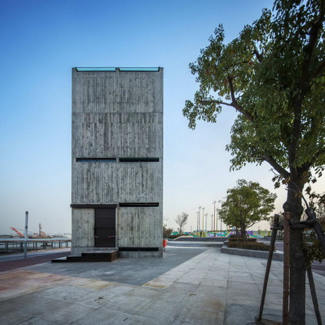 Дом-башня в Китае