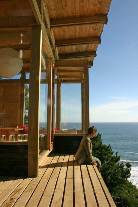 Дом в Бухупурео (Casa em Buchupureo) в Чили от Alvaro Ramirez и Clarisa Elton.