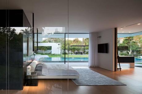 Плавающий дом (Float House) в Израиле от Pitsou Kedem Architects.