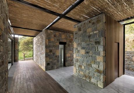Виллы Gumus Su (Gumus Su Villas) в Турции от Cirakoglu Architects.