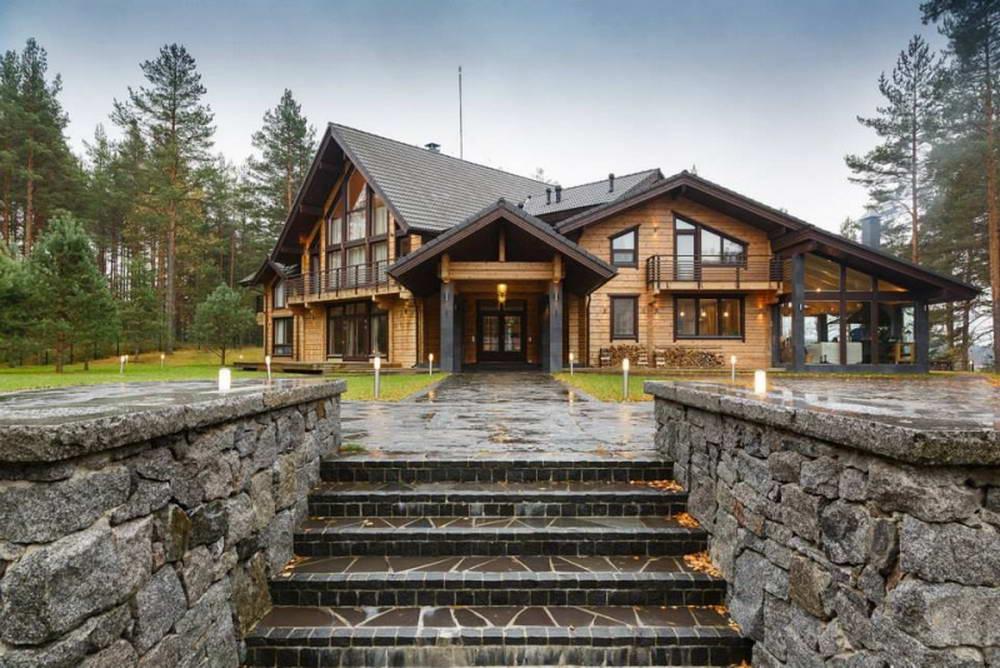Планировка домов дизайн