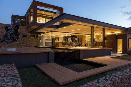 Загородный дом в Южной Африке