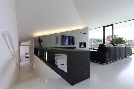Дом К2 (House K2) в Словакии от Pauliny Hovorka Architekti.