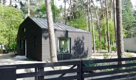 Лесной дом в Германии