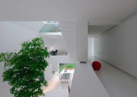 Дом wz2 (House wz2) в Германии Bernd Zimmermann.