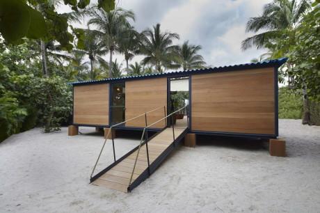Пляжный дом в США