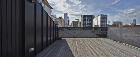 Лофт-апартамент (Loft Apartment) в Австралии от Adrian Amore.