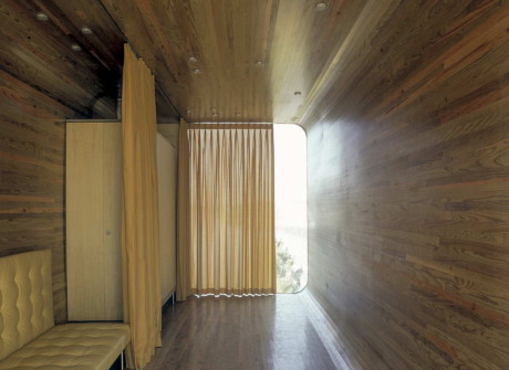 Модульный дом Nautic Cleb в Португалии от Cannata & Fernandes.
