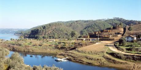 Модульный эко-дом в Португалии