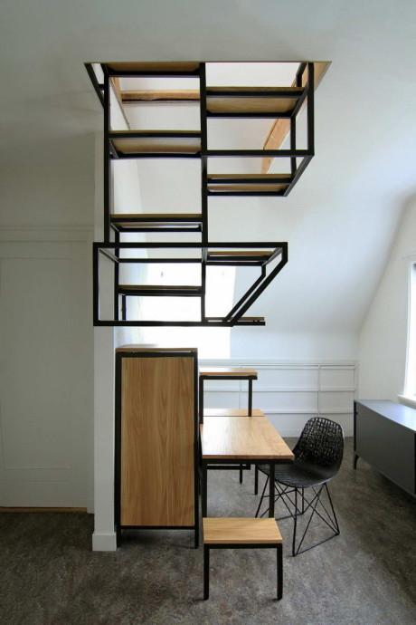 Объект Eleve (Object Eleve) в Голландии от Studio Mieke Meijer.