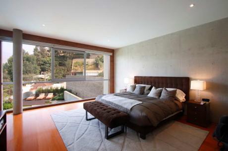 Дом С (S House) в Перу от Domenack Arquitectos.