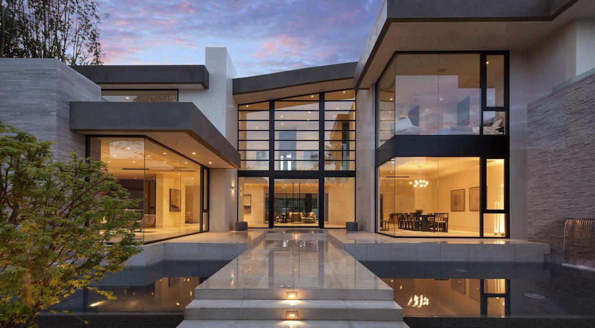 Архитектура дизайн дома