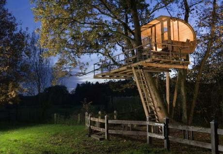 Treehouses - домики на дереве