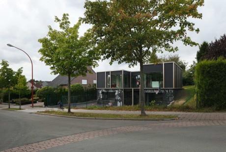 Пассивный дом в Бельгии
