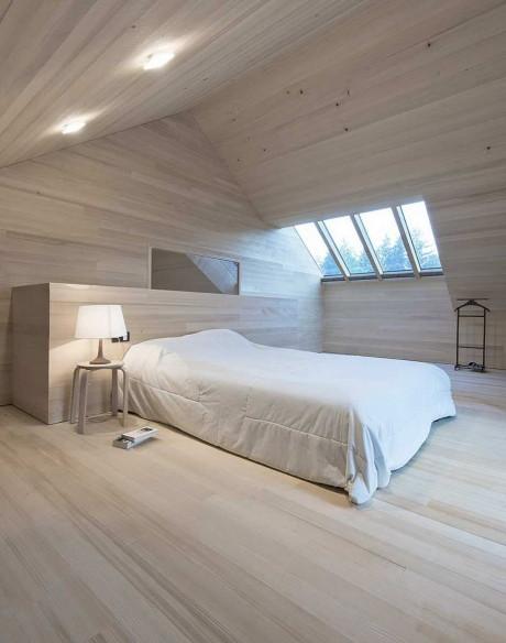 Резиденция Д. (D. Residence) в Австрии от LP Architektur.