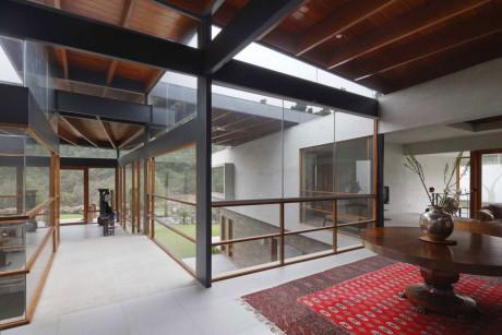 Проветриваемый дом (Fan House) в Перу от Cynthia Seinfeld Lemlig.
