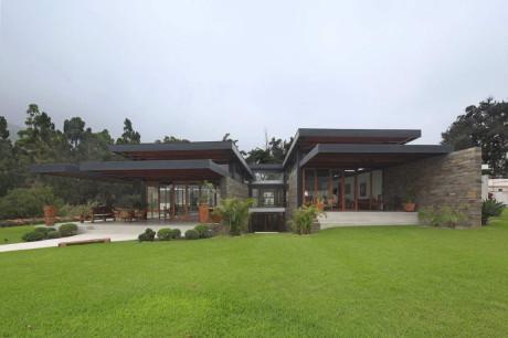 Загородный дом в Перу