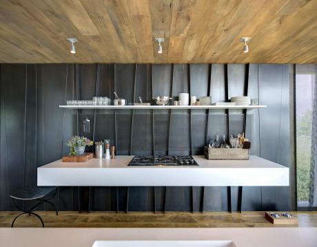 "Дом ""Дальний пруд"" (Far Pond) в США от Bates Masi Architects."