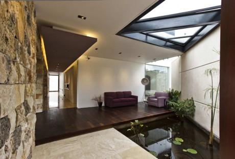 Дом Темозон (Temozon House) в Мексике от Carrillo Arquitectos y Asociados.