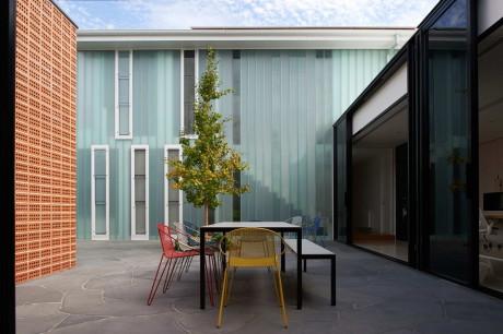 Реконструкция и расширение дома в Австралии
