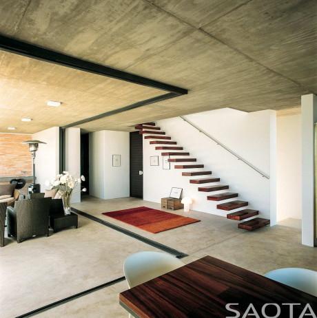 Дом Vame в Южной Африке от SAOTA.