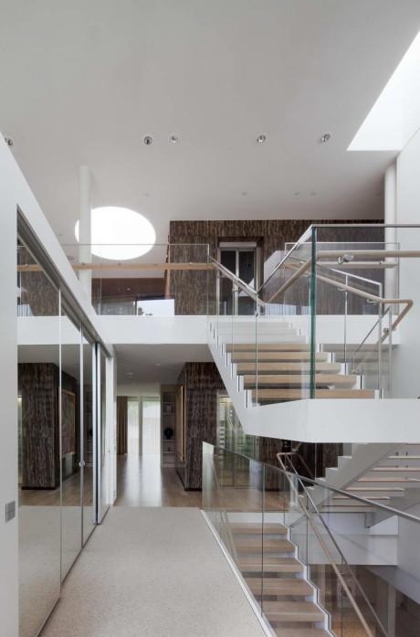 Вилла Asikainen (Villa Asikainen) в Финляндии от NRT Architects.