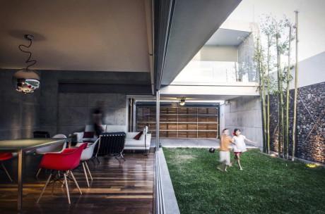 Дом Хафикс (Xafix House) в Мексике от Arkylab.