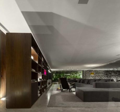Дом Ипес (Ipes House) в Бразилии от MK27 & Lair Reis.