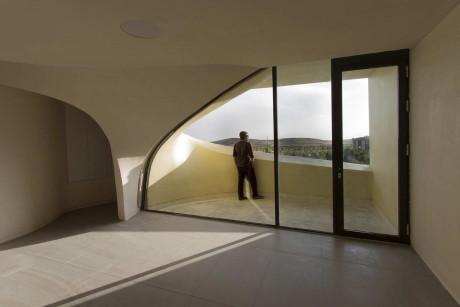 Вилла Гора (Kouhsar Villa) в Иране от Next Office–Alireza Taghaboni.