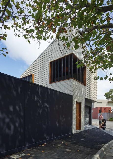 Кирпичный дом в Австралии