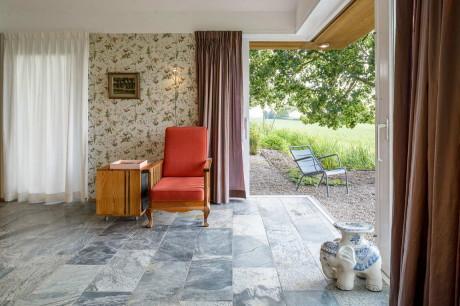 Три дома для отдыха (Three Holiday Homes) в Голландии от Korteknie Stuhlmacher Architecten.