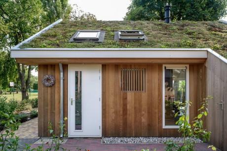Три дачных дома в Голландии