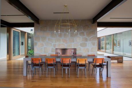 Дом Торо Каньон (Toro Canyon House) в США от Bestor Architecture.
