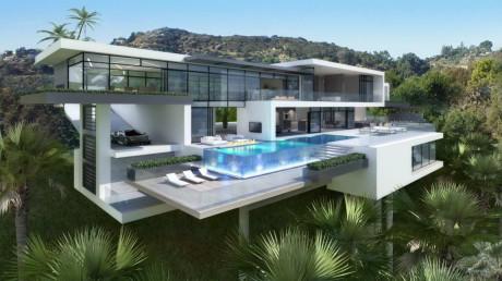 Две модернистские виллы в Лос-Анджелесе