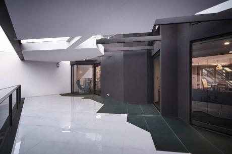 Дом Зурита Бокс (Zurita Box) в Мексике от Darkitectura.