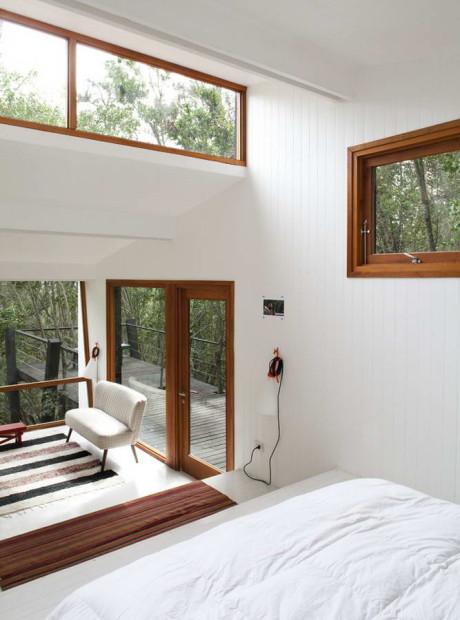 Дом Куебрада (Casa Quebrada) в Чили от UNarquitectura.