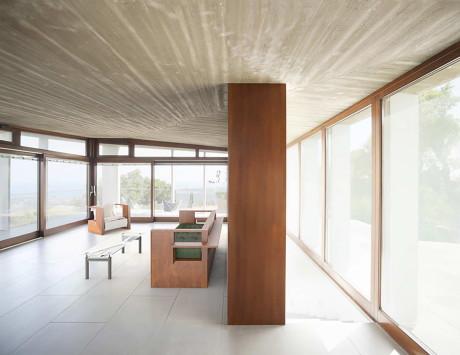 Название: Дом Т (Casa T) в Испании от Cubus, Taller d'Arquitectura.