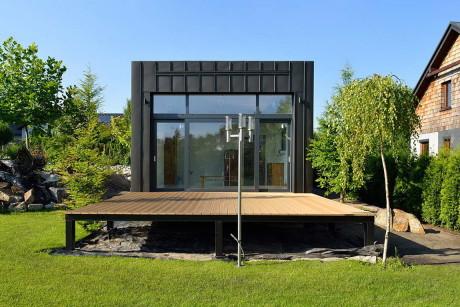 Дачный дом в Польше