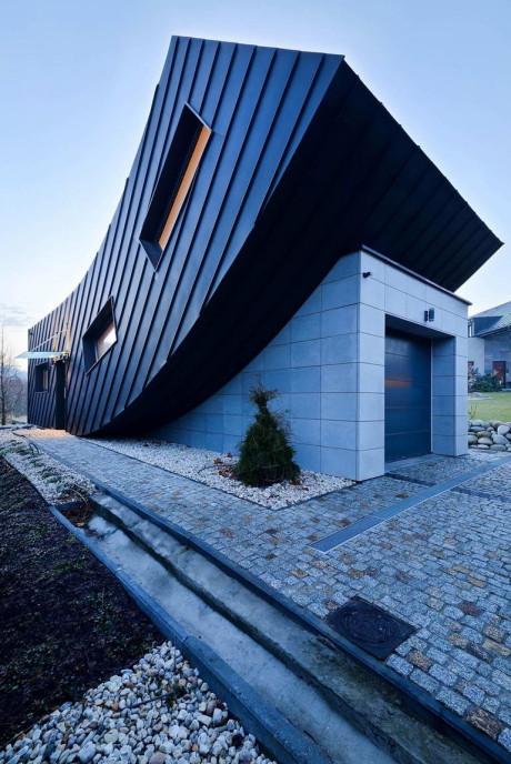 Домо Дом (Domo Dom) в Польше от ARCHITEKT.LEMANSKI.